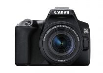 Best DSLR camera under 50,000 - the Canon EOS 200D II