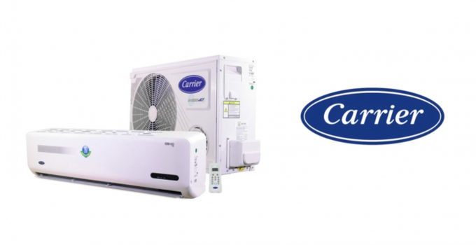 Carrier CAI18EK3C8F0 - the most advanced split AC in India